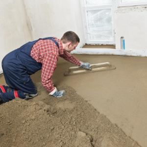 samenstelling chape zandcement